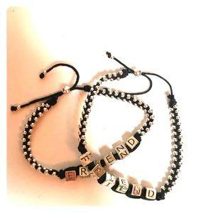 Jewelry - FRIENDship Bracelets. Featured in Glamour Magazine